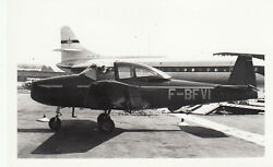 E 525 Ryan Navion F BFVI Airplane Vintage Photo $9.99
