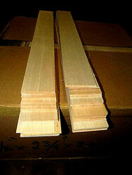 20 PIECES THIN SANDED BALSA SHEET 24quot; X 3quot; X 3 16quot; LUMBER WOOD MODEL R C B2 $19.95