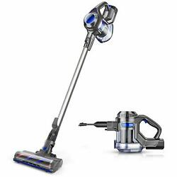 MOOSOO XL 618 Cordless Vacuum 10Kpa 4 in 1 Stick Vacuum Cleaner F Carpet Floor $106.32