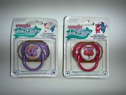 Evenflo Babies Pacifier Exerciser with Travel Cover Originals  $15.00
