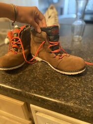 north face womens boots size 8 $46.00