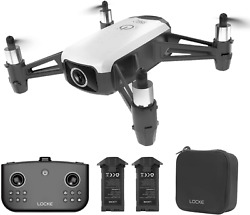 HR WiFi RC Drone with Camera Gesture Control RC Quadcopter for Beginners with $90.68