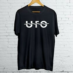UFO Band English Rock Band Comfort T-Shirt size S-XL Quality Guarantee $19.99