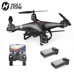Holy Stone HS110G 1080P HD Video Camera FPV GPS Drones RC Quadcopters Follow Me $85.99