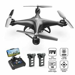 Holy Stone HS110D FPV RC Drones with 1080P WiFi HD Camera Live Video Quadcopter $57.99