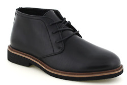 Deer Stags Boys Youth Ballard chukka boots Faux Leather Padded Casual Shoes $26.00