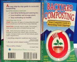 BACKYARD COMPOSTINg Guide to RECYCLING Your CLIPPINGS Save $$ Healthier PLANTS $4.09