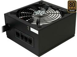 Rosewill Glacier Series 500W Modular Gaming Power Supply with Silent Aero Divers $49.99