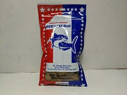 Bee Jay Carp Pre Molded (VANILLA) Dough Balls Bait in Resealable Bag 10 Oz. $8.95