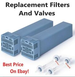 CPAP Replacement Filters & Valves Fits Soclean 2 New 24& 8 Pieces So clean $15.00