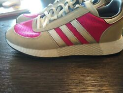 Adidas Marathon Tech With Boost Mens Shoes G27417 SIZE 10 $59.99