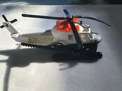 Toy helicopter 1982 vintage Super Kings K 92 in good condition child collector GBP 8.99