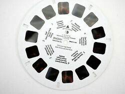 View-Master reel Commercial Loews Ventana Canyon Resort Tucson Arizona - RR $9.95