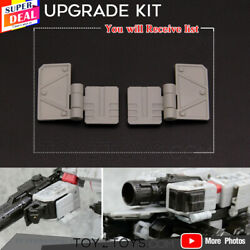3D DIY upgrade KIT FOR siege VOYAGER CLASS Megatron arm Cover plate TRANSFORM $13.99