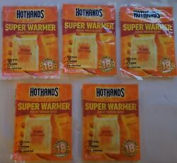 Hothands Body And Hand Super Warmer - Lot of 5 $4.71