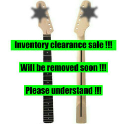 Left-hand Electric Guitar Neck for ST Replacement 22 Frets Guitar Necks Parts $39.99