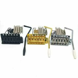 Guitar Tremolo Bridge Single Locking System Screw for Strat ST Style Guitar Gold $13.99