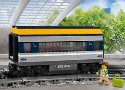 LEGO City Passenger Train 60197 Passengers Carriage Only#No Power Up Parts New $32.00