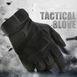 Men Full Finger Gloves Tactical Army Military Hunting Shooting Gloves Gear US $13.79