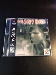 Silent Hill PS1 Reproduction Case NO DISC $17.00