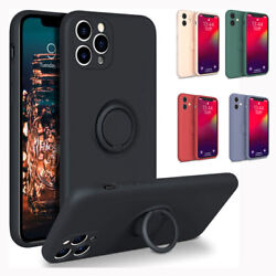 Ring Stand Shockproof Case For iPhone 11 Pro Pro MaxXRXSSE7 8 PLUS Cover $7.99
