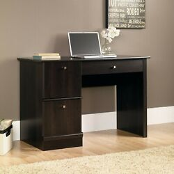 Small Computer Desk PC Laptop Table Study Workstation Wood Home Office wDrawers $194.99