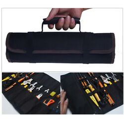 Multi-function Electrician Tool Pocket Bags Roll Up Storage Bags Organizer Pouch $9.99