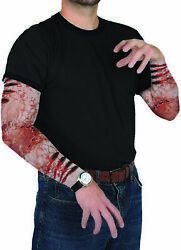Zombie Bite Party Sleeves Party Supply $13.79