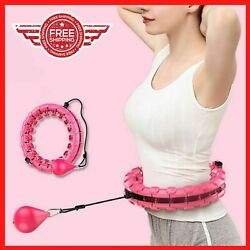 Massage Health Dynamic Hula Hoop Therapy Exercisers Burning Weight Loss Workout $64.12