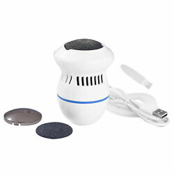 USB Electric Vacuum Adsorption Foot Grinder File Dead Skin Remover Machine $17.88