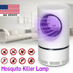 Home Bedroom USB Mosquito Killer Lamp Electric Pest Repeller Zapper Insect Trap· $5.45