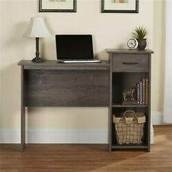 Small Computer Desk PC Laptop Table Study Workstation Wood Home Office wDrawer $121.99