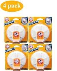 Arm&Hammer Fridge Fresh Refrigerator Air Filter Odor Remover Baking Soda 4-Pack $16.99