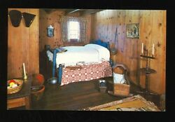 Small Bedroom at Rocky Mount Johnson City Tennessee JohnsonCityTN42 $5.00