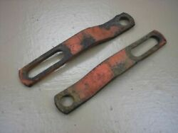 Case Ingersoll 220 Tractor J40 38quot; Mower Deck Lift Links 6 3 4quot; Long $24.99