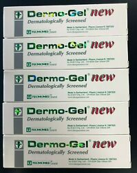 Dermo Gel 30g NEW TECMOMED Brand - {PACK OF 5} $38.90