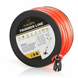 Anleolife 3-Pound Commercial Square .155-Inch-by-280-ft String Trimmer Line i... $41.79