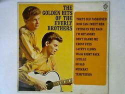 The Golden Hits Of LP (Everly Brothers - ) K 46005 (ID:15935) $17.39