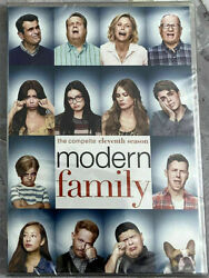 Modern Family Complete Season 11 (DVD 3-Disc) Free Shipping New