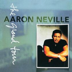 Aaron Neville - Grand Tour - Aaron Neville CD AGVG The Fast Free Shipping $6.37