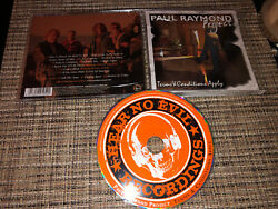 Paul Raymond Project Terms amp; Conditions Apply used CD2013 UFO Guitarist R.I.P. $25.00