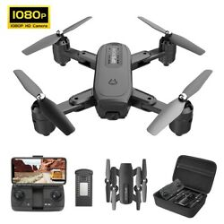 Holy Stone HS350 Selfie Drone with 1080P HD Camera Foldable Quadcopter with Case $69.99