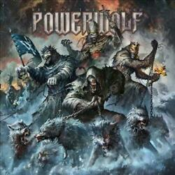 POWERWOLF BEST OF THE BLESSED NEW CD $28.72