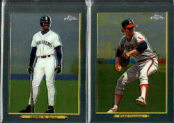 2020 Topps Series 2 Turkey Red Chrome Parallel w RC - You Pick From A List $6.99