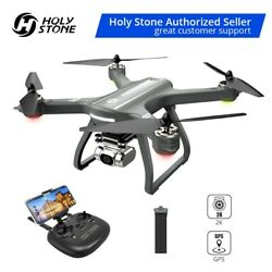 Holy Stone HS700D GPS Drone with 2K HD Camera WIFI Brushless FPV RC Quadcopter $199.99