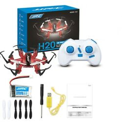 JJRC H20 Mini RC Quadcopter 2.4G Nano Hexacopter Drone 6 axis Red From USA $18.99