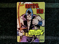 Grateful Dead Backstage Pass 5191995 Las Vegas NV - Hangman Marvel Comics