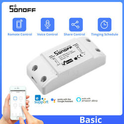 Sonoff Basic Smart Home WiFi Wireless Switch Module For IOS Android APP Ctrl $6.99