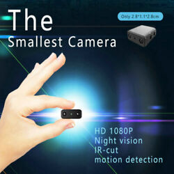 1080P HD Small Mini Camera With Motion Detection Night Vision Home Camcorder New $12.99