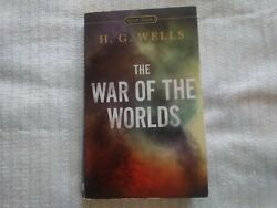 The War of the Worlds by H. G. Wells and H Wells 2007 Mass Market Classic  $3.99
